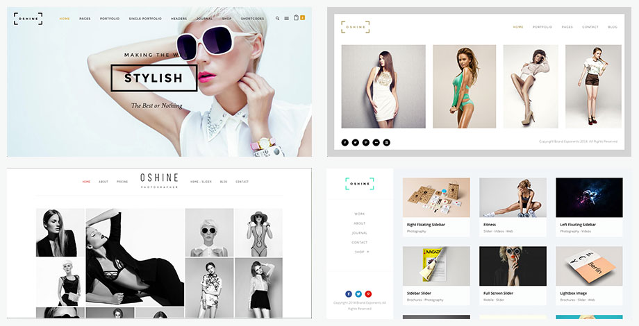 best portfolio wordpress theme
