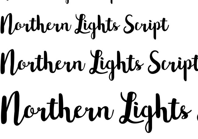 brush fonts